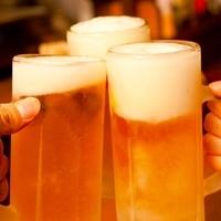 仕事終わりのビールが一番の画像