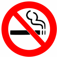タバコが嫌い!の画像