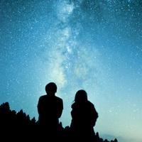 星空が好きの画像