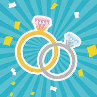 結婚記念日は毎年お祝いしたい!の画像