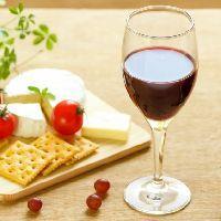ワイン×チーズって最高の画像
