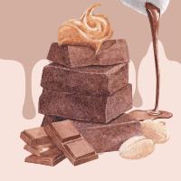 チョコレート大好きの画像