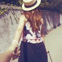 好きな人と旅行に行きたい♡の画像